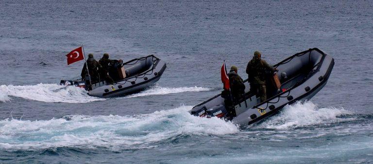 Η Τουρκία έθεσε σε υψηλή ετοιμότητα Ταξιαρχία Πεζοναυτών απέναντι από Χίο και Ρόδο – Ξεκινά δοκιμαστικές αποβάσεις