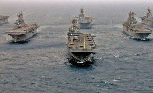 Sputnik: Ενισχύεται η αμερικανική παρουσία στην Μεσόγειο μετά το θρίλερ στην κυπριακή ΑΟΖ