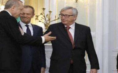 Το παρασκήνιο στη Βάρνα: Ο Ερντογάν απαίτησε μερίδιο από την κυπριακή ΑΟΖ