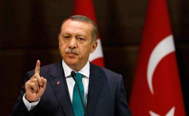 Ερντογάν: Οι 8 πήγαν να με σκοτώσουν αλλά για τους 2 Ελληνες ξεσηκώθηκε η Δύση