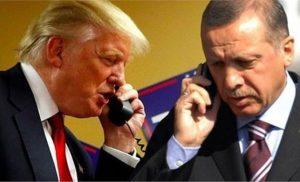 Ανήσυχος ο Ερντογάν ζήτησε και μίλησε με τον Τραμπ, καμία διαρροή…