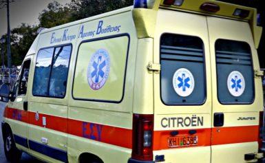 Ένας νεκρός και δύο τραυματίες σε τροχαίο στην Κακιά Σκάλα
