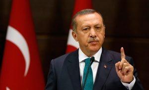 Ερντογάν: Τούρκοι κομάντος κατέβασαν την ελληνική σημαία από την βραχονησίδα