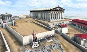 Διαδραστική ξενάγηση στην Ακρόπολη του 5ου αιώνα π.Χ. [βίντεο]