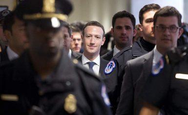 Ενώπιον του Κογκρέσου καταθέτει ο Ζούκερμπεργκ – Τι ζητούν από το Facebook εκατοντάδες χιλιάδες πολίτες