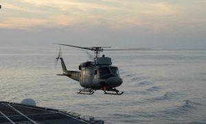 Κατέπεσε ελικόπτερο του Πολεμικoύ ναυτικού της Ιταλίας