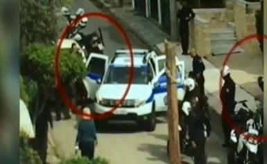 Βίντεο-ντοκουμέντο: Η στιγμή της σύλληψης των διαρρηκτών στην Γλυφάδα