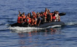 Λέσβος: Διασώθηκαν 50 πρόσφυγες και οδηγήθηκαν στη Μυτιλήνη