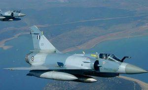 ΓΕΑ: «Δεν υπάρχει κάμερα που να κατέγραψε την πτώση του Mirage 2000-5» – Μήπως «καταρρίφθηκε στη Μύκονο από υποβρύχιο»;