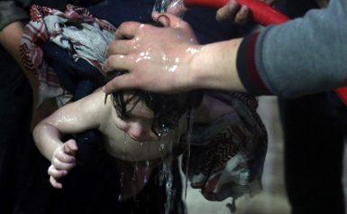 Η επίθεση στην Ντούμα ήταν «σκηνοθετημένη» από τα Λευκά Κράνη λέει η Ρωσία