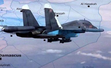 Αιφνιδιαστική επίθεση Ρώσων και Σύρων σε Κούρδους & Αμερικανούς στον Ευφράτη – Αντιμέτωπα ρωσικά & αμερικανικά μαχητικά