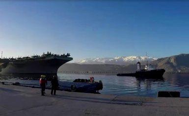 Μια ανάσα από την γενική σύρραξη σε Α.Μεσόγειο και Μ.Ανατολή: Κίνδυνος για την Σούδα από τους ρωσικούς πυραύλους