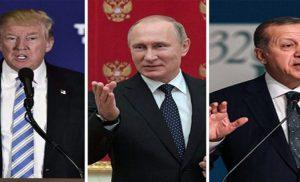 Μ. ΙΓΝΑΤΙΟΥ: Πορεία απόλυτης ρήξης! «Όμηρος» του Ερντογάν ο Τραμπ και οι δύο μαζί «όμηροι» του Πούτιν