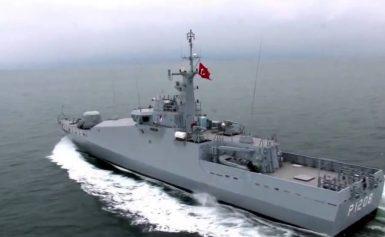 Τουρκικό πλοίο μπήκε στο λιμάνι της Καλύμνου – Drones πετούν πάνω από Καλόλιμνο και Ψέριμο!