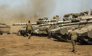 Έτοιμο το Ισραήλ για σύρραξη: «Τώρα που το σίδερο είναι καυτό θα εξαλείψουμε κάθε ιρανική παρουσία στη Συρία»