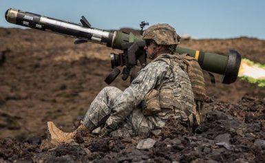 Πρώτη δοκιμή για τα Javelin στην Ουκρανία (vid.)