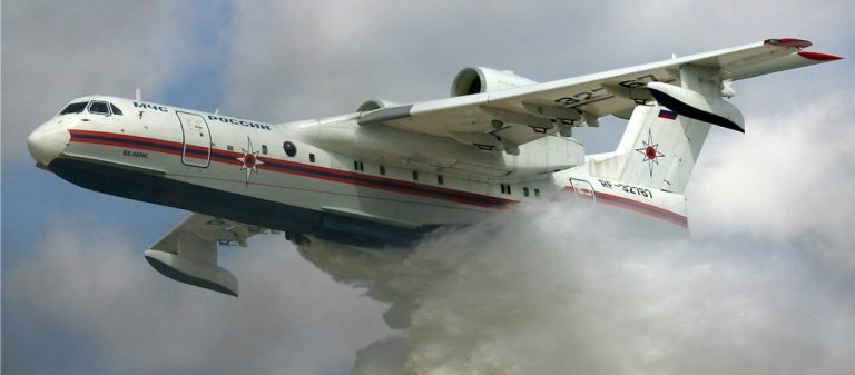 Η επιστροφή του Be-200 Beriev: Με γαλλικούς κινητήρες έρχεται για να αντικαταστήσει τα «αρχαία» CL-415 Canadair