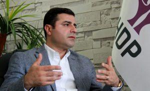Yποψήφιος για την προεδρία στην Τουρκία μέσα από τη… φυλακή ο Ντεμιρτάς