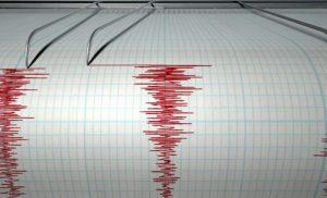 σεισμός μεγέθους 3,4  Ρίχτερ στην Κύμη