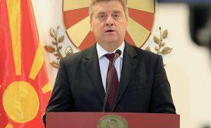 """Αμετακίνητος και προκλητικός, ο Πρόεδρος τον Σκοπίων: «Ποιά αλλαγή ονομασίας """"έναντι όλων""""; Εμείς Μακεδόνες είμαστε»"""