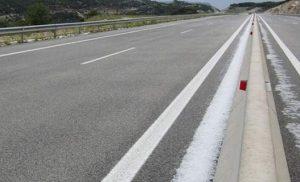 Ιωάννινα: Εκχιονιστικά μηχανήματα στην Ιόνια Οδό λόγω… χαλαζόπτωσης