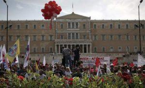 Πρωτομαγιά με συγκεντρώσεις στο κέντρο της Αθήνας -Πώς θα κινηθούν τα Μέσα Μεταφοράς