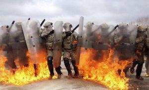 Εισηγήσεις για έξοδο του Στρατού στους δρόμους τον Δεκέμβριο του 2008 επιβεβαιώνει ο Αντώναρος