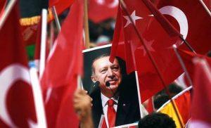 Γερμανικός τύπος: Σε κατάσταση συναγερμού Τα ελληνικά νησιά λόγω Ερντογάν