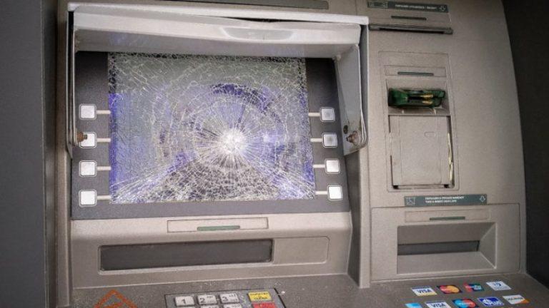 Ανατίναξαν ΑΤΜ στα Πετράλωνα, αλλά οι δράστες δεν πήραν ούτε μισό ευρώ