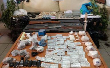 Μεγάλη επιχείρηση-σκούπα σε καταυλισμό αθίγγανων! Η ΕΛΑΣ εξάρθρωσε συμμορία εμπόρων ναρκωτικών (ΕΙΚΟΝΕΣ)