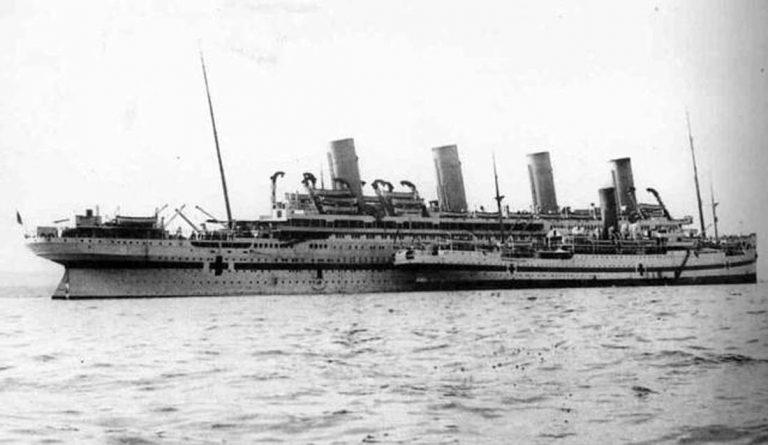 «Βρετανικός»: Το ναυάγιο που βρίσκεται στον πάτο της Τζιας