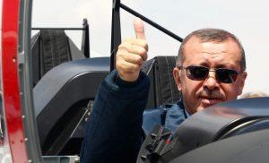 Προειδοποίηση Ρ.Τ. Ερντογάν σε ΗΠΑ για τα F-35: «Μην μας πουν να χτυπήσουμε άλλη πόρτα»