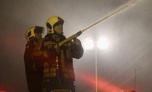 Ιράν: Πυρκαγιά σε διυλιστήριο στην πόλη Αμπαντάν, έξι τραυματίες