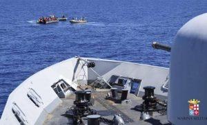 Ιταλία τέλος στο προσφυγικό και η Ελλάδα μένει τελείως μόνη στη Μεσόγειο!
