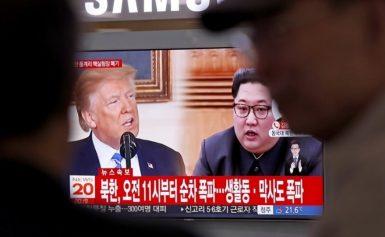 ΗΠΑ: Στο Λευκό Οίκο αναμένεται σήμερα υψηλόβαθμος αξιωματούχος της Βόρειας Κορέας
