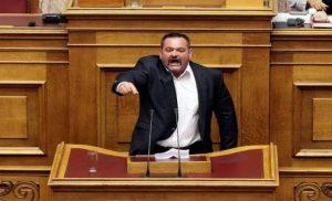 Γ. Λαγός: Νομοθετείτε για την μειοψηφία των κίναιδων και των μαστούρηδων και αδιαφορείτε για την Μακεδονία μας! ΒΙΝΤΕΟ