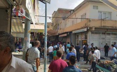 Οργή Ερντογάν για την αιματοβαμμένη προεκλογική συγκέντρωση στο Σουρούτς – Κατηγορεί HDP και PKK – Σκληρές εικόνες