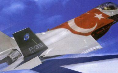Η Τουρκία παρέλαβε τα πρώτα F-35: Τα ψέματα τελείωσαν…