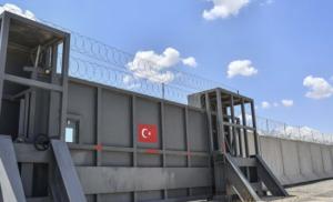 «Σινικό τείχος» 764 χλμ. κατασκεύασε σε χρόνο-ρεκόρ η Τουρκία στα σύνορα με την Συρία! (φωτο)