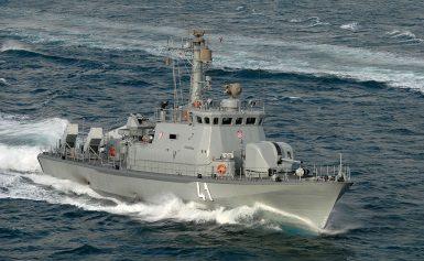 Η Κροατία στέλνει πολεμικό πλοίο στη Μεσόγειο