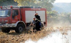 Ο χάρτης πρόβλεψης κινδύνου πυρκαγιάς για την Πέμπτη 26/7 (pic)