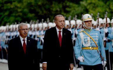 Ερντογάν: «Εμείς, ως Τουρκία και ως τουρκικός λαός, κάνουμε σήμερα μια νέα αρχή»