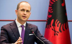 Αλβανός ΥΠΕΞ: Στεκόμαστε δίπλα στον καλό γείτονά μας, την Ελλάδα