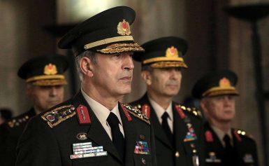 Ο στρατηγός Ακάρ νέος υπουργός Άμυνας της Τουρκίας!