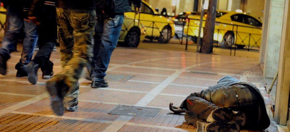 Στοιχεία που σοκάρουν: Μεταξύ 18-44 ετών οι άστεγοι στους δρόμους