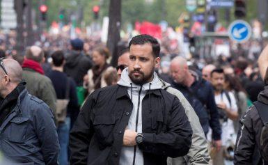 Στον ανακριτή ο σωματοφύλακας του Μακρόν που ξυλοκόπησε διαδηλωτή