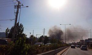 Φωτιά στον Γέρακα – Μεγάλη κινητοποίηση της Πυροσβεστικής για να μην κινδυνεύσουν σπίτια (φωτογραφίες)