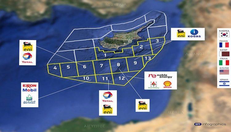 Πλησιάζει «καταιγίδα» στην κυπριακή ΑΟΖ- Πυρετώδεις διεργασίες ΗΠΑ-Τουρκίας-Βρετανίας