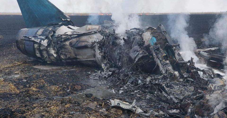 Έπεσε Mig 21 στη Ρουμανία, νεκρός ο πιλότος Video