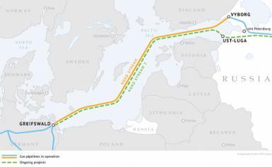 Οι ΗΠΑ προειδοποιούν ευρωπαϊκές εταιρείες να μην επενδύσουν στον Nord Stream 2